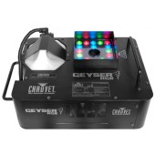 Chauvet Geyser RGB DMX Effect Fogger Water-Based illuminated Fog Machine